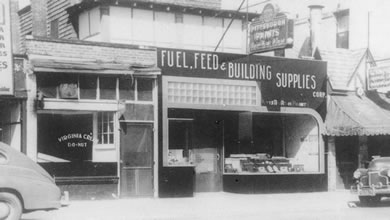 Taylors Food, Feed, Building Supplies Store